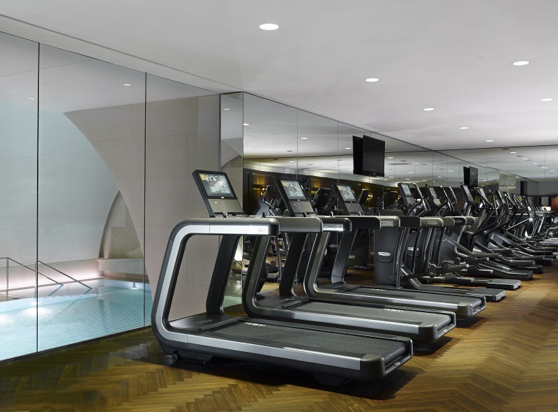 Fitness Area Arany Spa